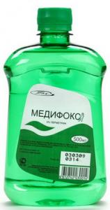 Гель Медифокс