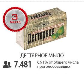 Дегтярное мыло - топ 3 самых эффективных средство от демодекоза
